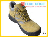 Hot sale suede leather safety shoes EN20345 s1p standard with competitive price,5019