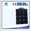 40W semi-flexible solar panel for Rv cars with CE/TUV/ISO/IEC certificate
