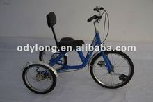 3 wheel bicycle, kids tricycle for 5-99 years old QU01
