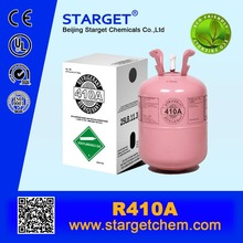 manufacture mixed refrigerant gas r410a in CE/DOT /KGS cylinder