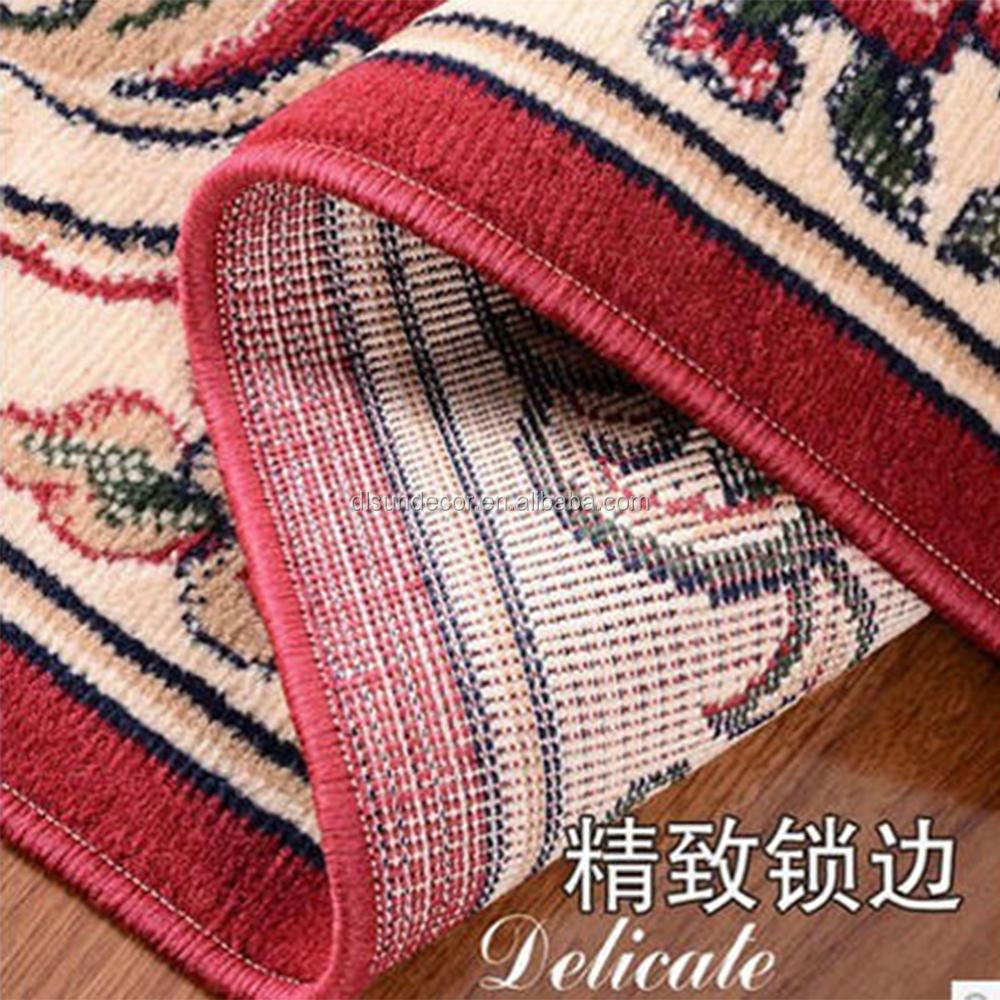 chinees perzisch ontwerp met de hand gemaakt wol zijde tapijt en ...