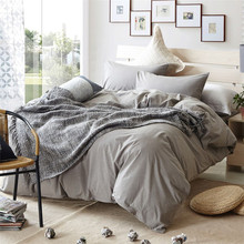 china supplier plain Style Customized duvet covers for home use