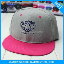 China Supplier Plain Custom Cheap Creat Your own Design Popular Wholesale Men Embossed Sanp Back Hats