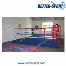 factory mounted ground floor boxing ring