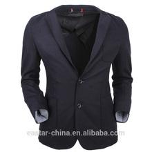 De lana para hombre& poli traje de stock de moda casual