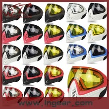 Wholesale Anti Fog Paintball Face Mask Of Outdoor Sport Dustproof Full Face Mask
