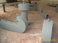 Steel mushroom marine ventilator