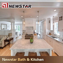 Newstar hot sale carrara white marble table top&countertop pattern