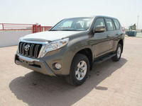New Car Toyota Prado 2014