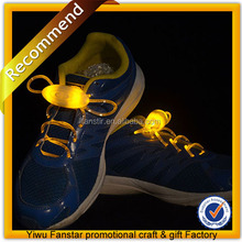 Supply all kinds of led fancy shoelaces,fashion gift led shoelace