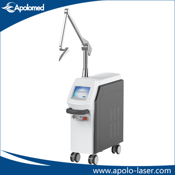 q switched laser removal machine