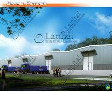 Designe Industrial Plant