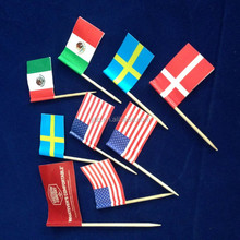 hot selling birthday flags bulk packing
