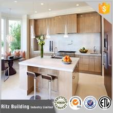 China supplier melamine mdf kitchen cupboard/kitchen cabinets