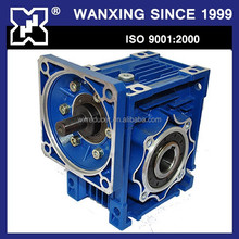 CE certificated Industrial gear box/reductor for DC motor