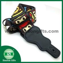 HouSon cartoon guitar belt custom anime guitar strap cook guitar strap china