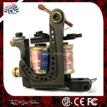 Magical Custom Handmade Authentic Brass Tattoo Machine Preset for LINE,Handmade Cast BRASS Tattoo Machine Liner RIHL165-L