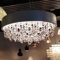 Современный кристалла подвесной светильник