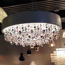 Modern crystal pendant lamp, modern crystal lamp, lamp modern