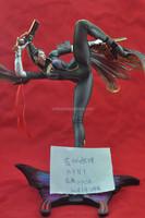 coustom beauty sexy nude girl action figurine from anime/ Japanese cartoon