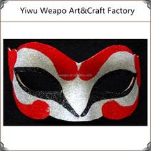 2015 wholesale latest fashion unique custom mask adult sex fox carnival mask