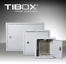 TIBOX hot sale High Quality Flush Mounting Waterproof Telephone Connection Box Manufacturer