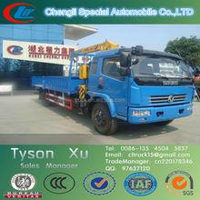 building crane truck mounted crane, hydraulic lifter crane