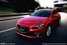 2014 Mazda3 Axela headlamp OEM version and modified version