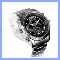 Fashionable Wrist watch with Hidden Camera Video watch