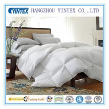 Yintex Popular Competetive Price Down Duvet / Quilt / Comforter Insert