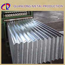 DX53D Galvanized GI Cheap Metal Roofing Corrugated Steel Tile