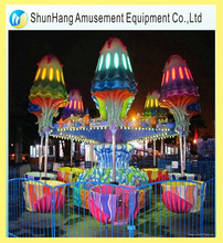 hot sale amusement park rides for the age of 8-18 years old happy jellyfish