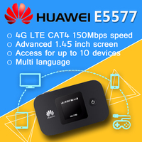 Original Huawei E5577, Huawei e5577 4g super wifi router huawei e5577c 321 unlock wifi hotspot e5577c lte pocket wifi