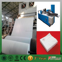 Engineers Avaliable Overseas Different Model tissue paper making machine price Toilet Tissue paper napkin making machine