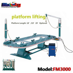 First choice portable frame machine/auto repair equipment/used car bench for sale