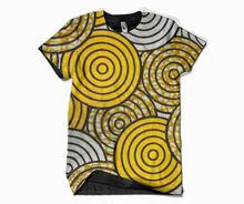Animal Print t-shirt embossing print