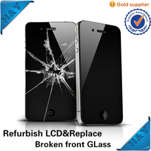 The broken lcd screen repair service for iphone 5 5s 6 6s,for iphone screen assembly high quality replacement
