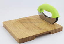 eco frindly kitchen bamboo vegetable knife