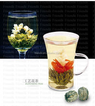 Chinese Blooming Tea For Beauty And Weight Loss