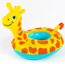 wholesale New style animal custom inflatable swimming ring for children