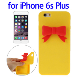 Alibaba china market Stereoscopic silicone case for iPhone 6s plus
