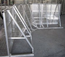RK 2012 new Fashion style Crowd control Barrier ,Easy to move, Widely Used in Event and Concert