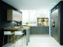 cheap kitchen cupboard simple designs for wholesale