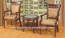 hotel bedroomcoffee table and chair sets XY2535