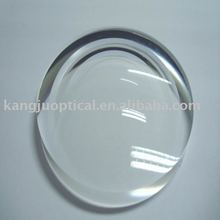 Index 1.499 Single Vision Hard Coated Plastic Lens