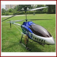 """134CM 53"""" Extra Large GT QS8006 2 Speed 3.5Ch RC Helicopter Builtin GYRO, Helicopters Toy For Adult"""