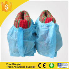 Disposable PP nonwoven shoe cover for household