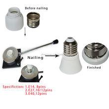 E14 / e27 / b22 / e40 crimp terminal herramientas