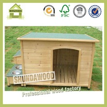 SDD0603 Outdoor Cat House Build Wooden Kennel