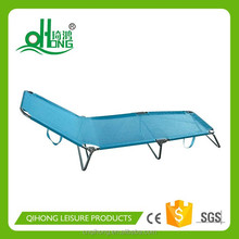 portable Folding military cot bed/Travel & Camping foldable bed /outdoor folding bed